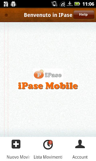 iPase screenshot