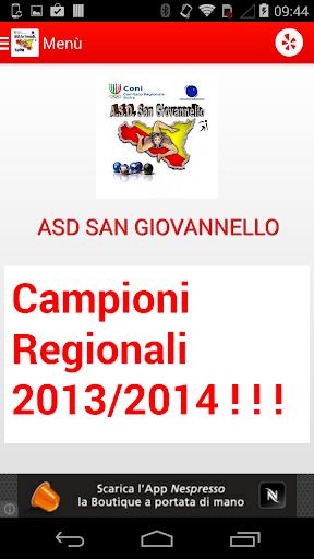 Asd San Giovannello
