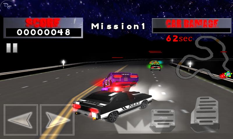 Frantic Race 2 Free- screenshot
