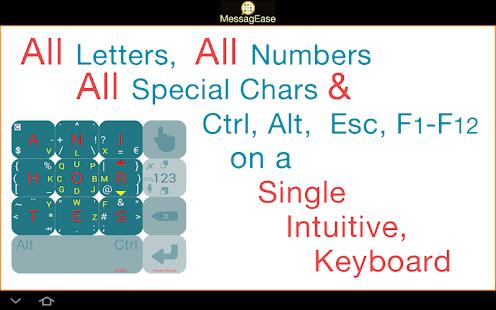MessagEase Keyboard Screenshot 28