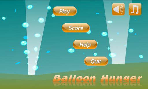 Balloon Hunger