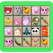 Animal Cute Connect Onet