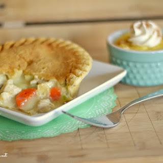 Marie Callender's Pot Pies & Portuguese Arroz Doce (Sweet Rice)