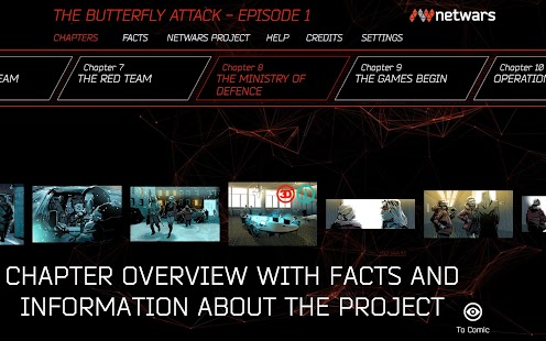netwars – The Butterfly Attack - screenshot thumbnail