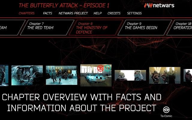 netwars – The Butterfly Attack - screenshot