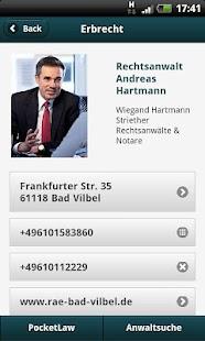 Erbrecht- screenshot thumbnail