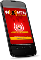 Screenshot of Women Safety Secured (FREE)