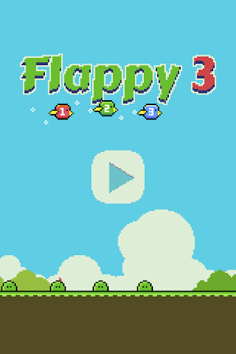 Flappy 3 - One Two Threes