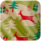 Vintage Christmas Wallpapers icon