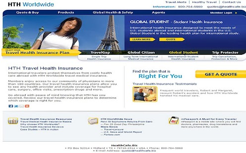 Travel Insurance - screenshot thumbnail
