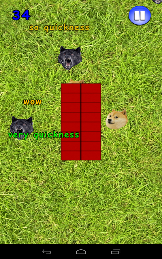 Doge Escape Free - screenshot
