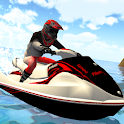 Action Jet Ski Jump Rider 3D icon
