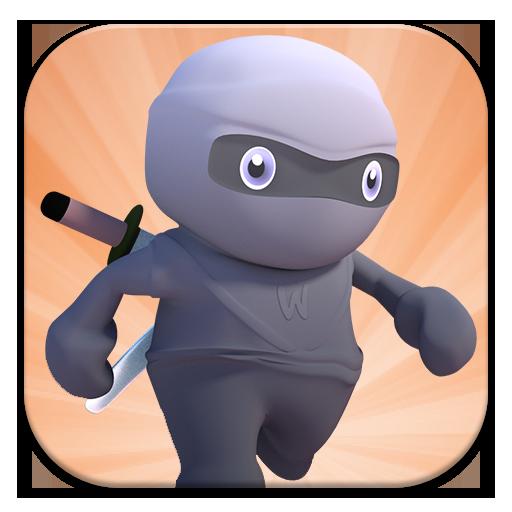 Subway Ninja Jump 'n' Run LOGO-APP點子