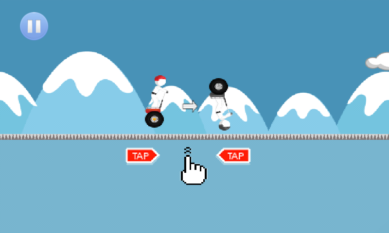 Swift Rider - FREE- screenshot
