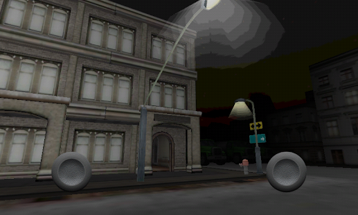 Slender in Booze District - screenshot thumbnail