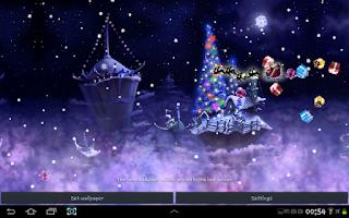 Screenshot of Christmas Snow Fantasy