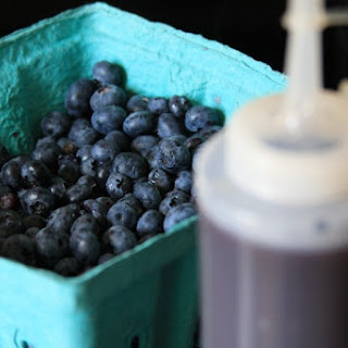 Blueberry Barbecue Sauce.