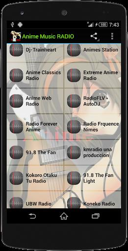 Anime Music Radio AMV