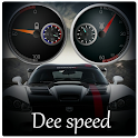 Weather Speedometer Zooper icon