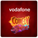 Vodafone Comedy Stars Video HD icon