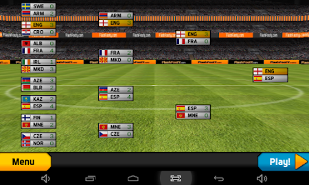 Goalkeeper Premier Soccer Game 1.08 screenshot 644328