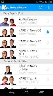 KARE 11 - screenshot thumbnail
