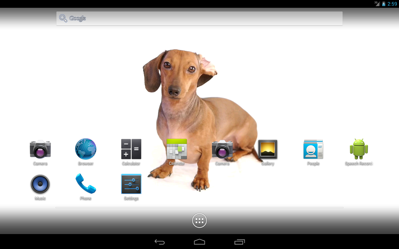 Dachshund Dog Live Wallpaper - Android Apps on Google Play
