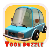 Kids Cars Puzzle Lite