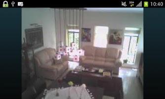 Screenshot of WeR@Home
