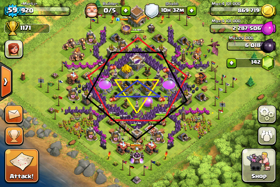 Clash of clans builder th8 wie hack man clash of clans deutsch