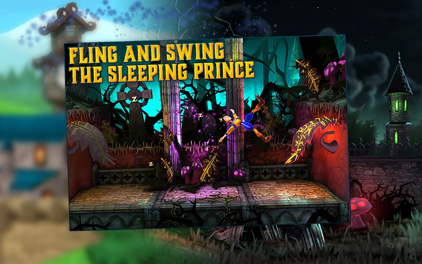 The Sleeping Prince: Royal Ed. - screenshot