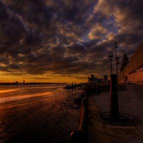by Derek Tomkins - Landscapes Sunsets & Sunrises