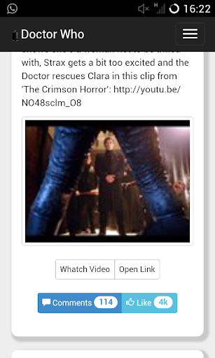 Doctor Who Video unofficial