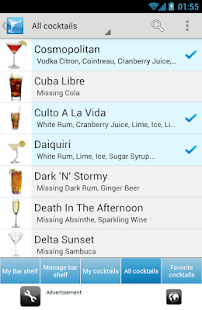 My Cocktail Bar - screenshot thumbnail