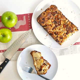 Go-To Apple Cake
