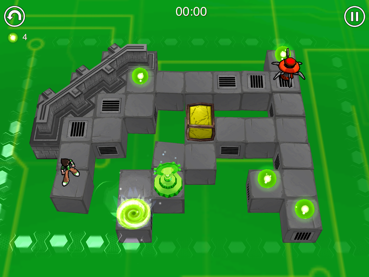Ben 10 Game Generator 4D- screenshot