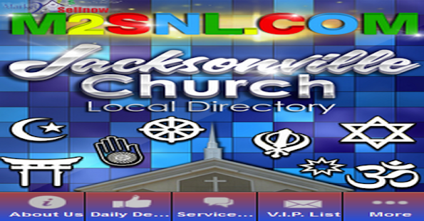 CHURCHES JACKSONVILLE - screenshot thumbnail