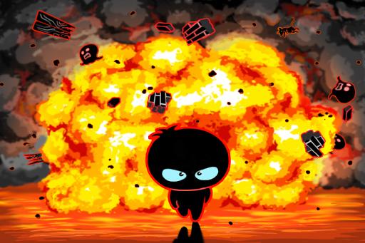 Crazy Stick Bomberman