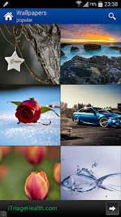 Mobiles24 Ringtones Wallpapers - screenshot thumbnail