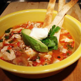 Simple Chicken Tortilla Soup Recipes.