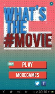 Movie Quiz - What's The Movie