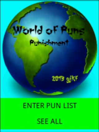 World of Puns: Punishment