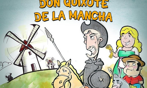 The Don Quixote de la Mancha