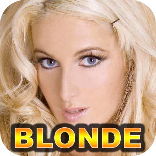 Awesome Blonde Jokes Icon