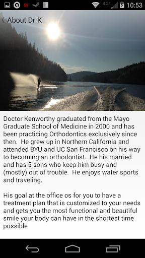 【免費商業App】Kenworthy Orthodontics-APP點子