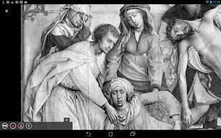 Screenshot of Second Canvas Museo del Prado