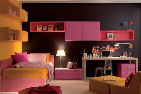 Teenage Bedroom Ideas- screenshot thumbnail