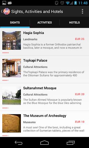 Holidayen Istanbul Guide