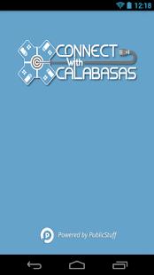 Connect with Calabasas - screenshot thumbnail
