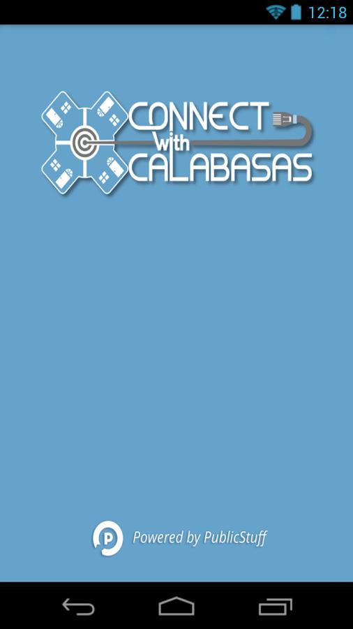 Connect with Calabasas - screenshot